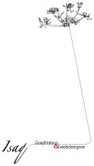 Agence de communication Isaq - Logo